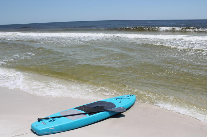 Rosemary Beach Stand Up Paddle Board Al In Panama City United States North America
