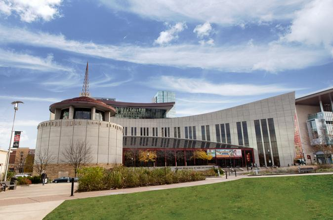 Country music hall of fame and museum nashville viator for Nashville star home tour
