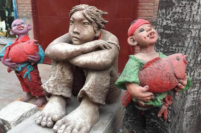 Cultual and Art Beijing Private Day Tour
