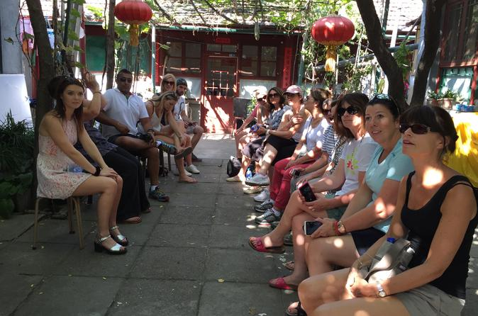 Private One Day Beijing City Tour in Your  Way By Public Transportaion