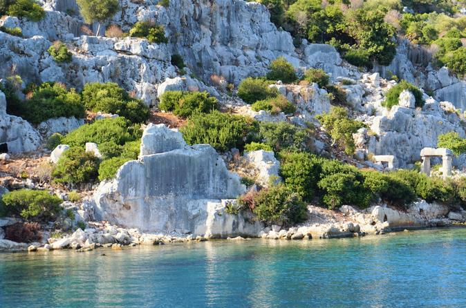 Full-Day Private Boat Trip To Kekova From Demre - Antalya