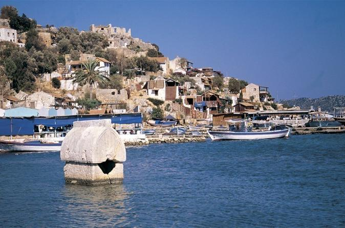Private 4-Hour Boat Trip to Kekova