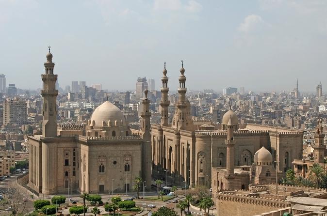 Excursão particular: Mesquita de Alabastro, Sultão Hassan, Khan el-Khalili