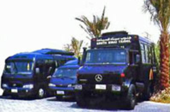 Private Convoy Transfer from Hurghada to Luxor