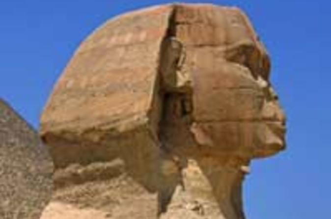 Private Tour: 2-Day Cairo Tour from Hurghada