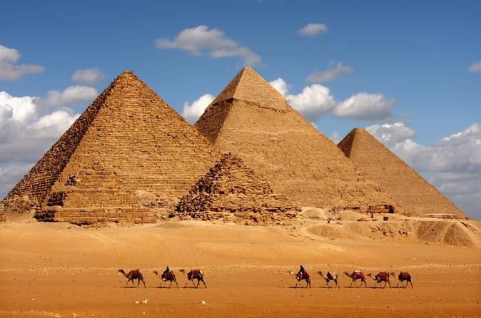 Cairo Private Tour: Giza Pyramids, Sphinx, Egyptian Museum, Khan el-Khalili Bazaar Egypt, Africa