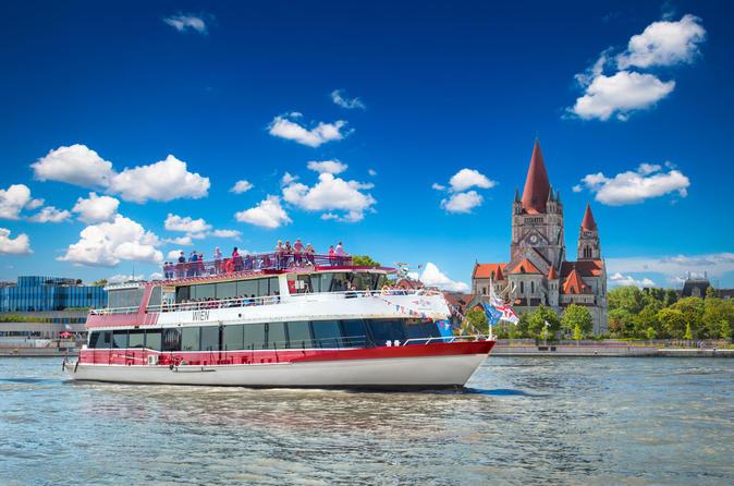 Grand Danube River Cruise