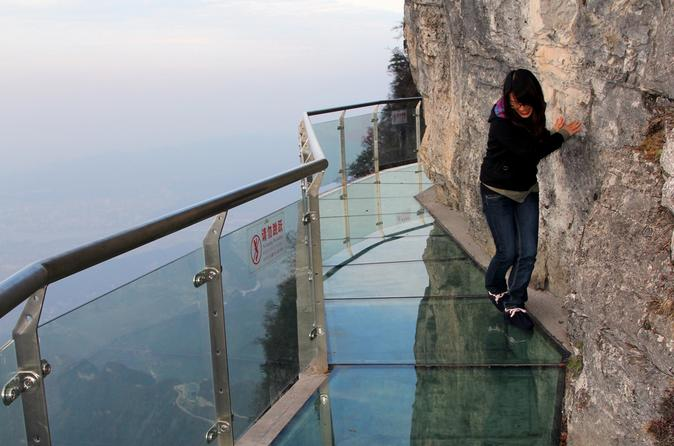 Private Day Tour Of Tianmen Mountain With Skywalk - Zhangjiajie