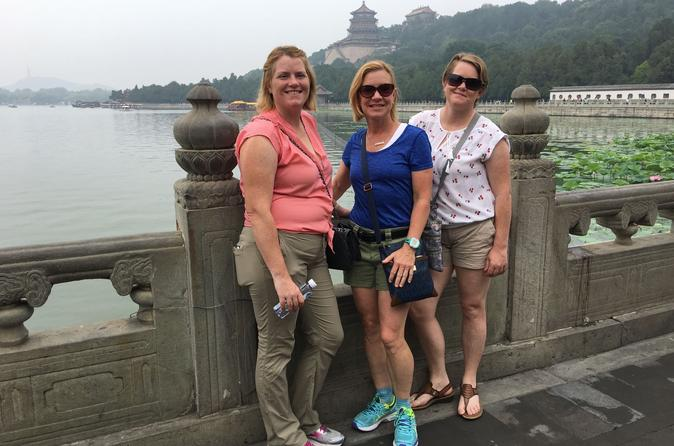 2-Day Beijing Sightseeing Highlights Combo Package with Lunch