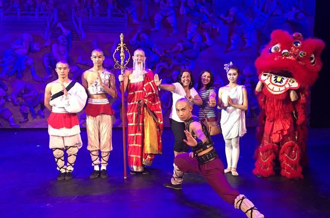 Beijing Show Package: Acrobatic, Kung Fu, or Opera plus Transfers