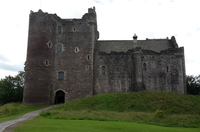 Doune Castle, Trossachs National Park, and Loch Lomond Day Trip from Glasgow