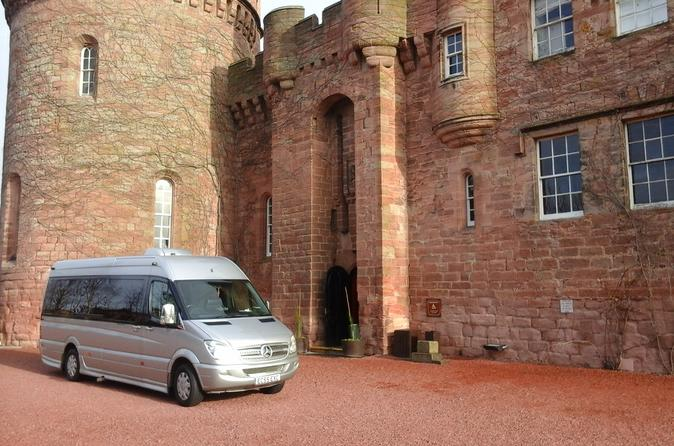 Private minibus tour to the highlands and west coast from glasgow in glasgow 311505