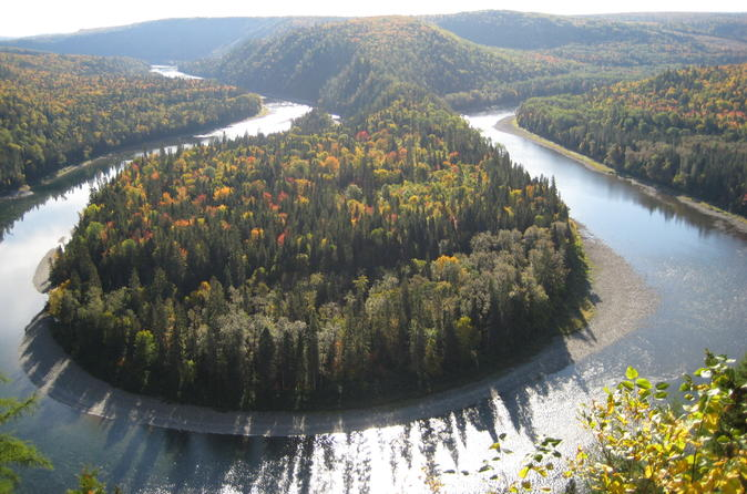 Gaspesie 2 day canoe or kayak camping expedition in gasp 310207
