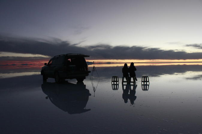 Private salt flats full day tour including colchani and volvano tunupa in uyuni 302134