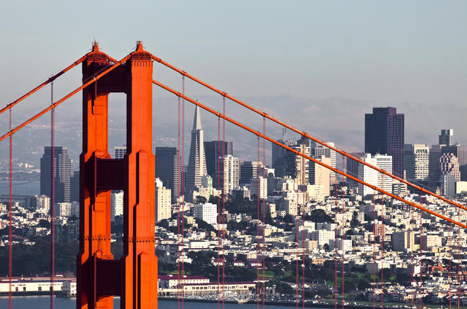 San francisco city tour from oakland in oakland 303570