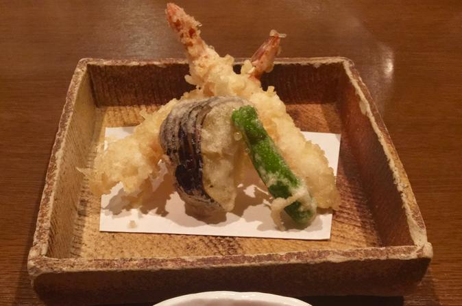 Gion and kamogawa evening food tour in kyoto in kyoto 481463