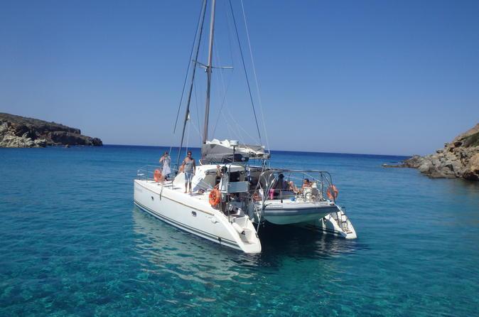 Milos private sailing trip in milos 326737