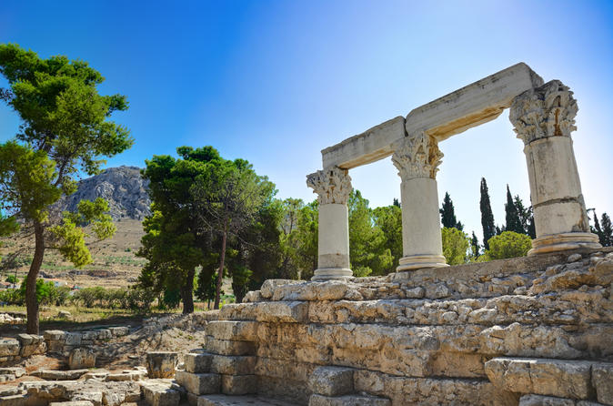 Corinth half day trip from athens in athens 117737
