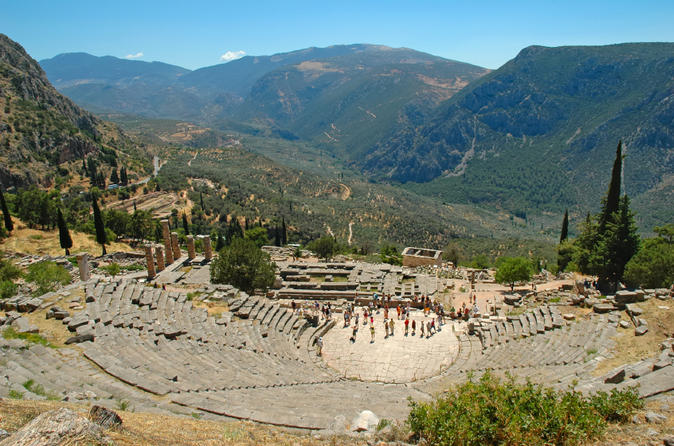 Delphi day trip from athens in athens 117722