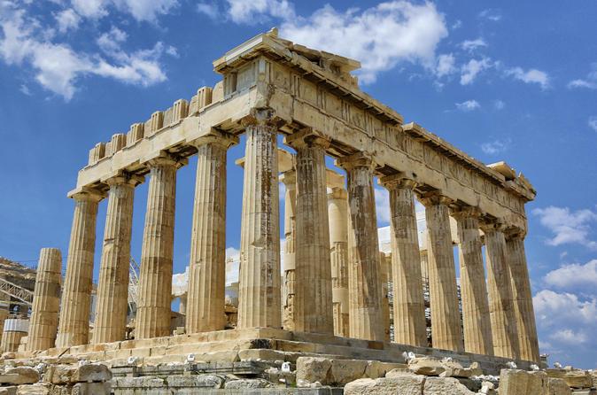Excursão a pé pela Atenas histórica e Acrópole de Atenas