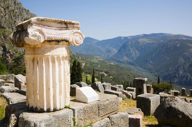 Excursão à Grécia clássica de 4 dias: Epidauro, Micenas, Olímpia, Delfos, Meteora