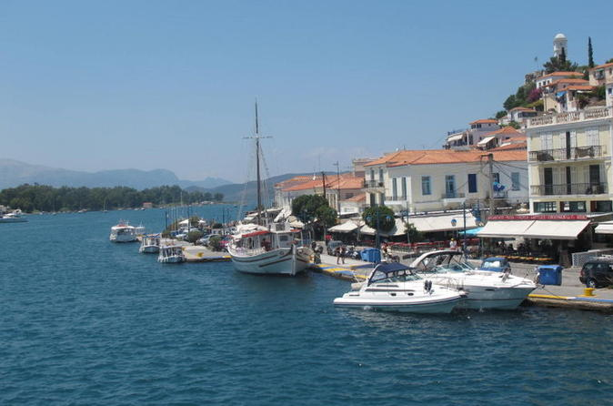 Hydra poros and egina day cruise from athens in athens 117736