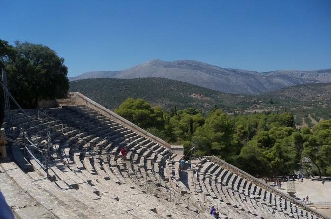 Mycenae and epidaurus day trip from athens in athens 117721