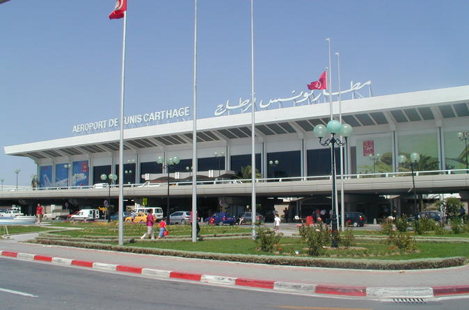 Private Arrival Transfer: Tunis Airport to Tunis Hotel