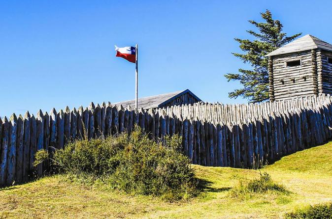 Excursão de Dia Inteiro por Punta Arenas e Estreito de Magalhães