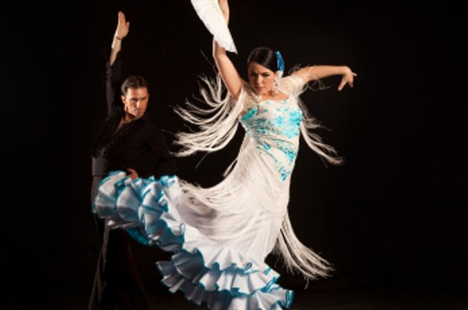 Barcelona gourmet tapas walking tour and flamenco show in barcelona 131950