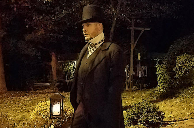 Winston-Salem Historical Ghost Tour