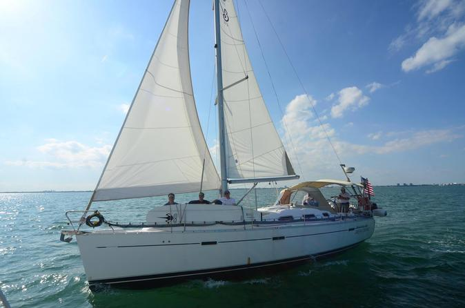 Private Sailing Charter in Miami