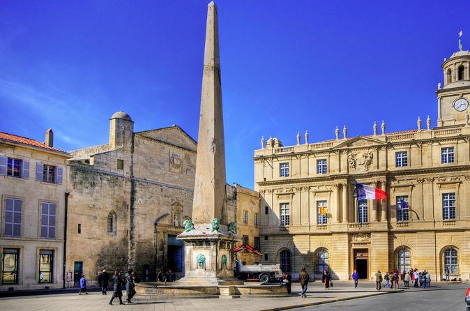 Private Full Day Trip To Arles - Les Baux De Provence And Saint Remy De Provence From Aix En Provence - Aix-en-provence