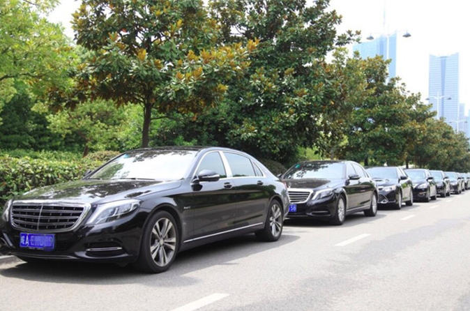Private Transfer: Hefei Airport To Hefei Hotel