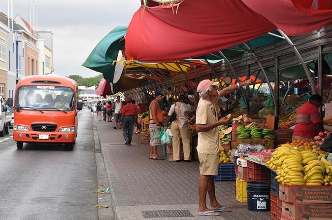 Excursão completa à ilha de Curaçao