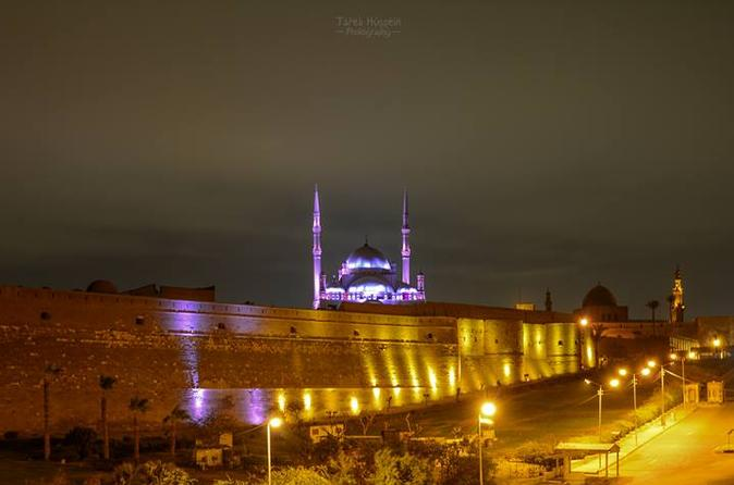 Egyptian Museum and Alabaster Mosque Tour