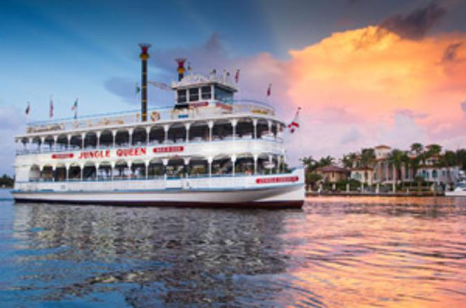 Croisi 232 re jungle queen riverboat cruise fort lauderdale garantie