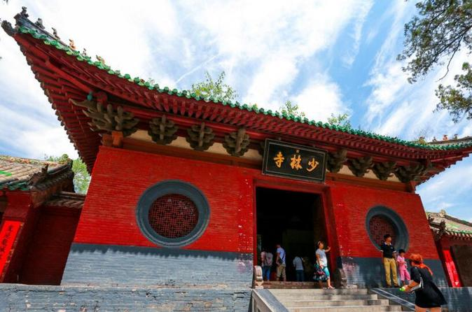 Shaolin Kung Fu Experience Private Day Tour - Luoyang