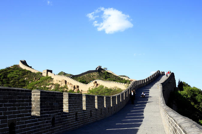 Half Day Private Tour of Badaling Great Wall Hiking