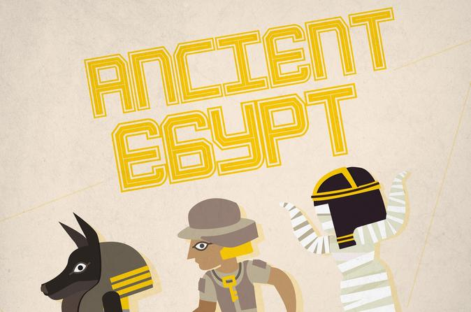 Ancient Egypt Escape Game