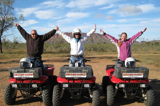 Alice springs quad bike tour in alice springs 144017