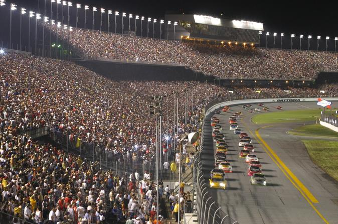 Daytona 500 Ticket and Transportation Package