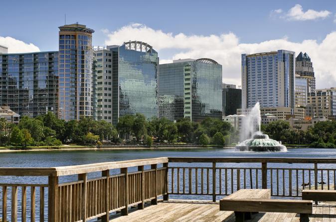 Excursão turística à cidade de Orlando