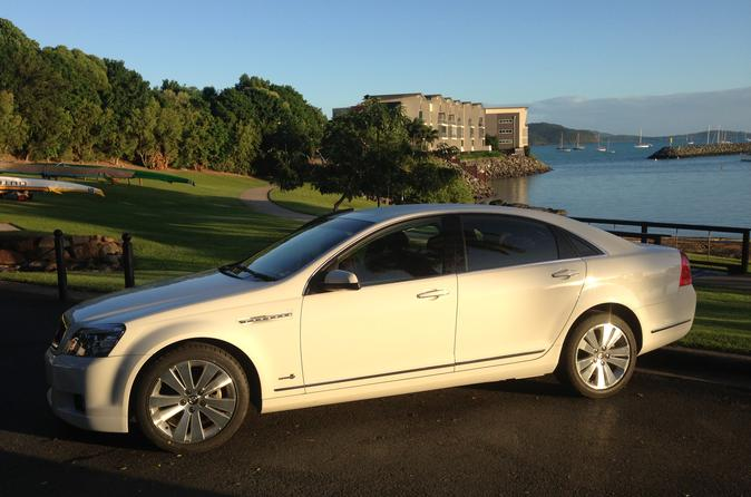 Private Airport Transfer: Proserpine Airport To Airlie Beach