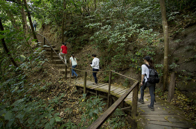 Hiking throught Costa Rica