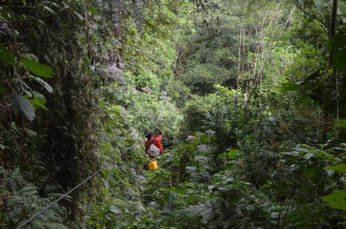 Rafting Orosi & Canopy Sibo