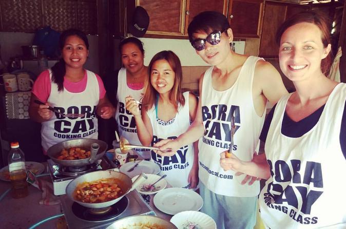 6 hour filipino cooking class in boracay in malay 312014