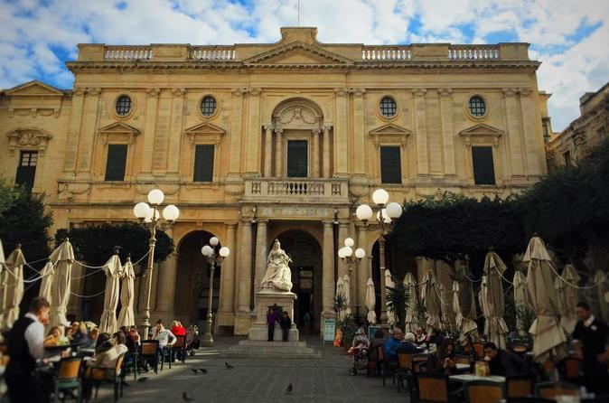 Malta express private full day tour in valletta 322751