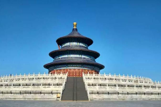 2 day combo package beijing city tour and great wall at mutianyu in beijing 339843