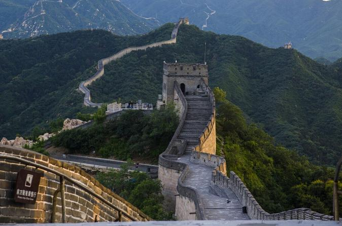 Badaling Great Wall and Summer Palace with Lunch